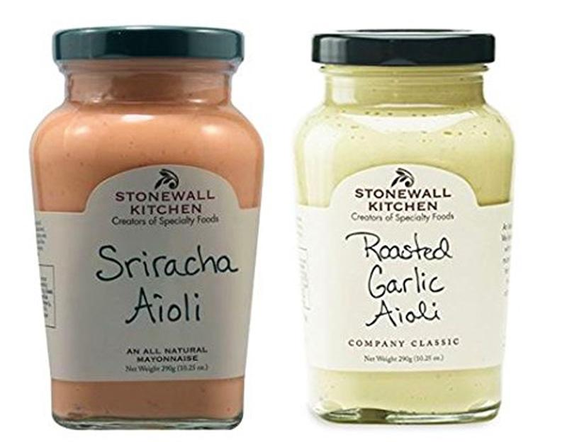 Stonewall Kitchen Aioli Collection