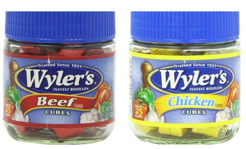 Wyler's Bouillon Cubes
