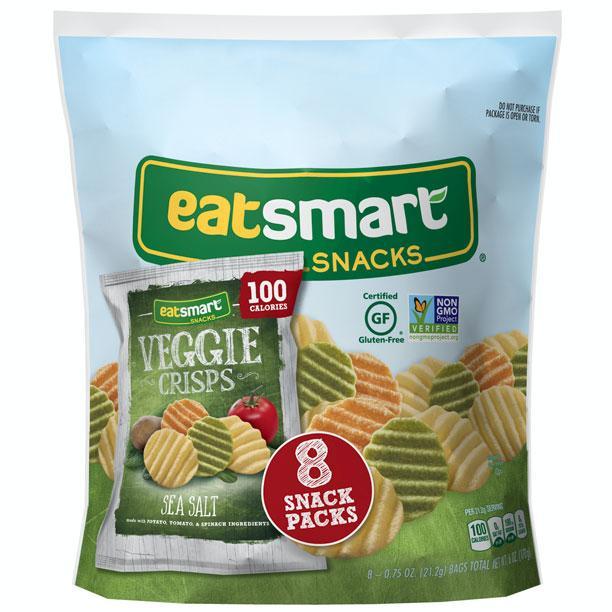 Veggie Chips: EatSmart