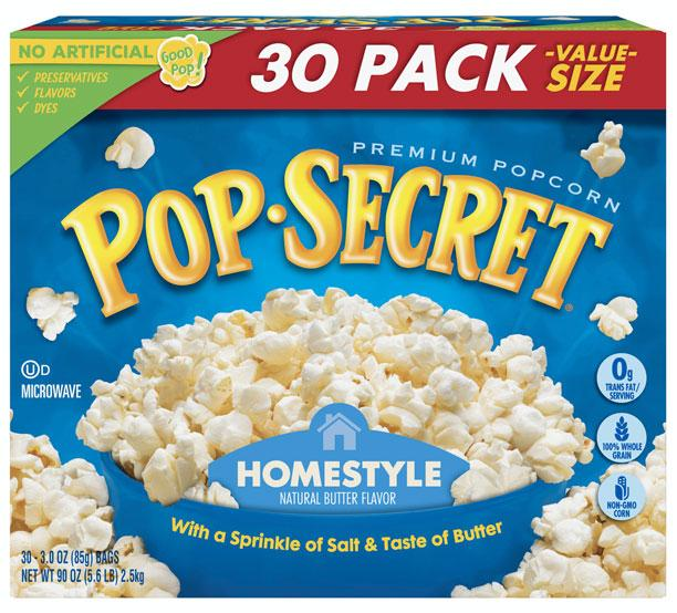 Pop-Secret Homestyle