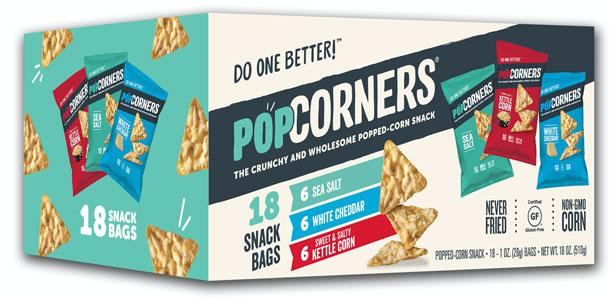 Popped Corn Chip: PopCorners