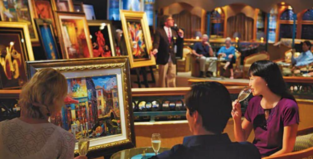 Art Gallery, Courses & Auctions