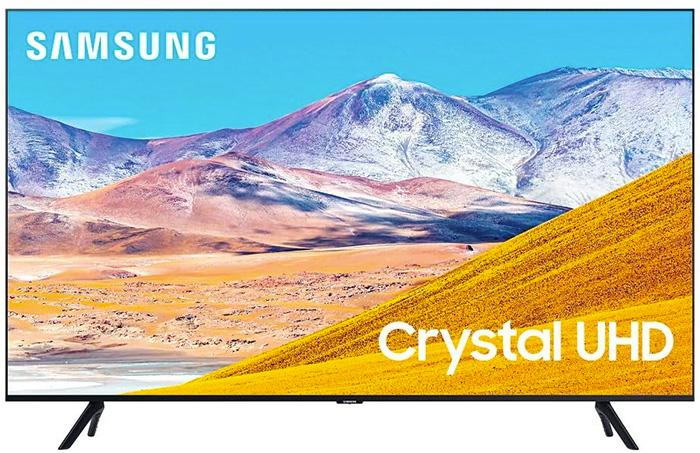 Samsung 50-inch Class Crystal Ultra HD 4K with Amazon Alexa