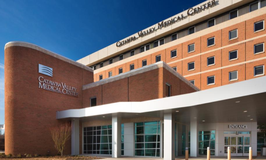 CATAWBA VALLEY MEDICAL CENTER Hickory, NC