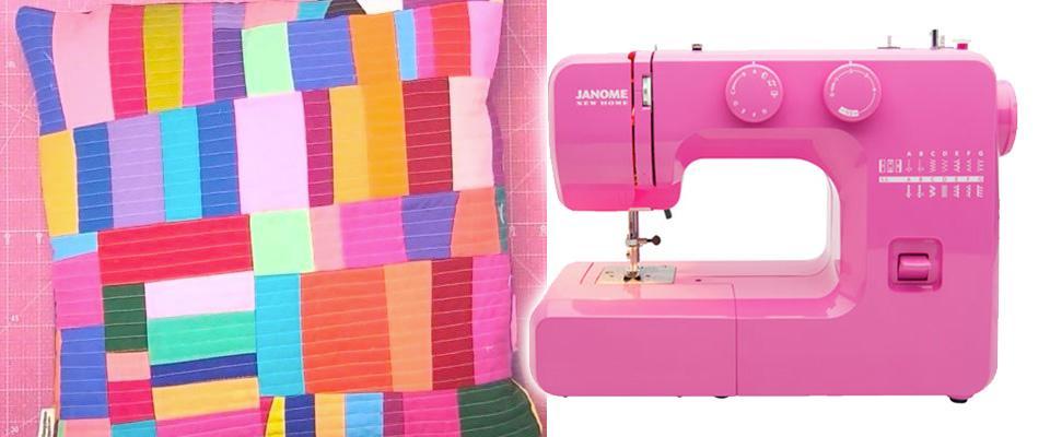 Janome Pink Sorbet