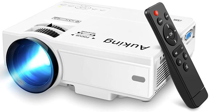 Home Theater Portable Movie Projector
