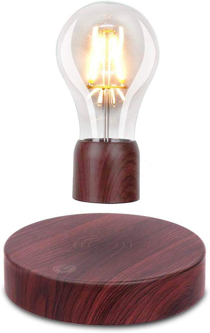 Levitating LED Light Bulb Lamp