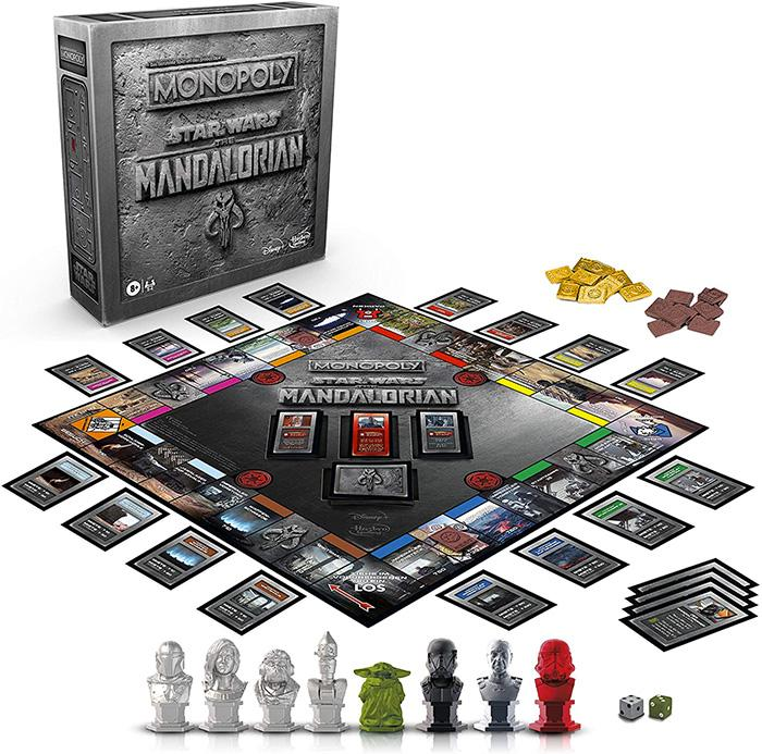 Monopoly: Star Wars Mandalorian Edition