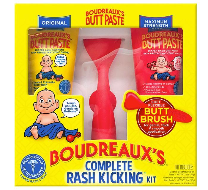 Boudreaux's Complete Rash Kicking Kit