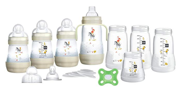 "MAM ""Grow with Baby"" Bottles Gift Set"