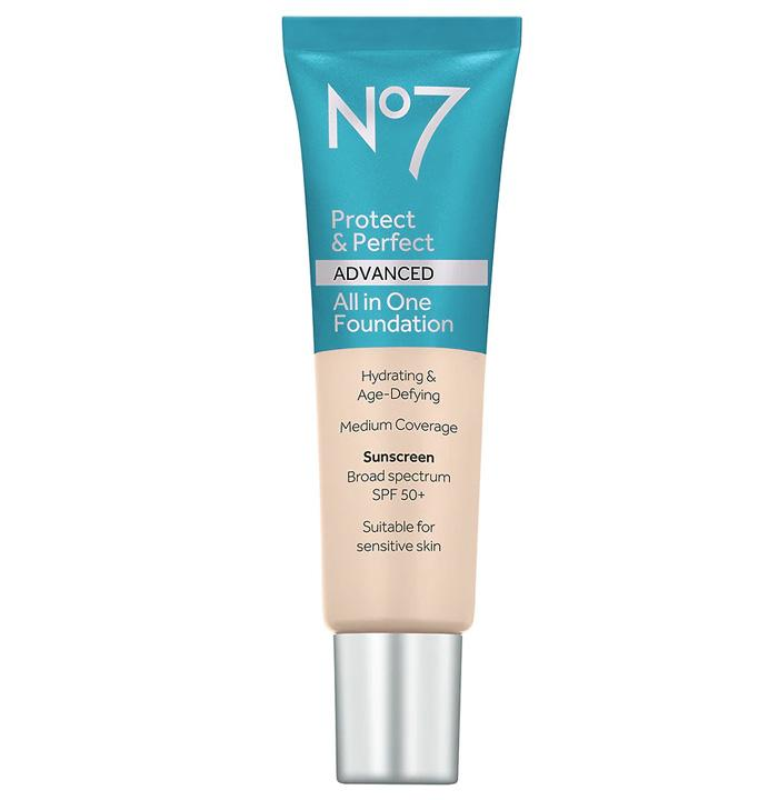 No7 Protect & Perfect Advanced All-in-One Foundation