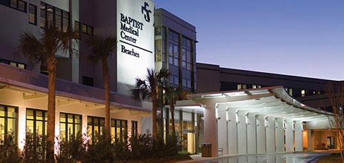 Baptist Medical Center Beaches